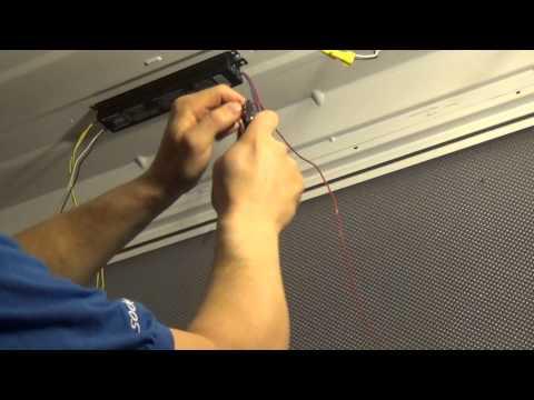 Replacing a ballast