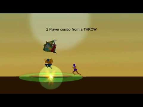 Guacamelee! Proof-of-Concept Video