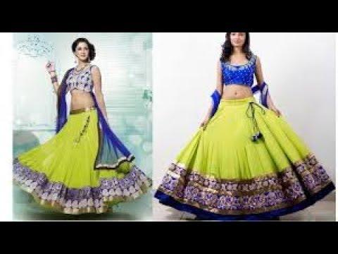 [Hindi] how to make double circle skirt or  doubel circle lehenga,Full pleated umbrella skirt
