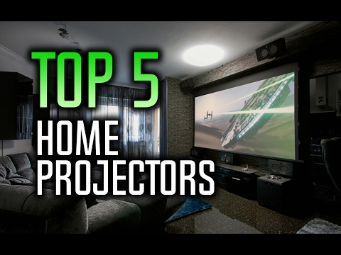 ▶️ Best Home Theater Projectors - Top 5 Projectors for 2017