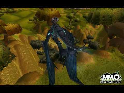 Patch 3.1 - Proto-Drake Mounts