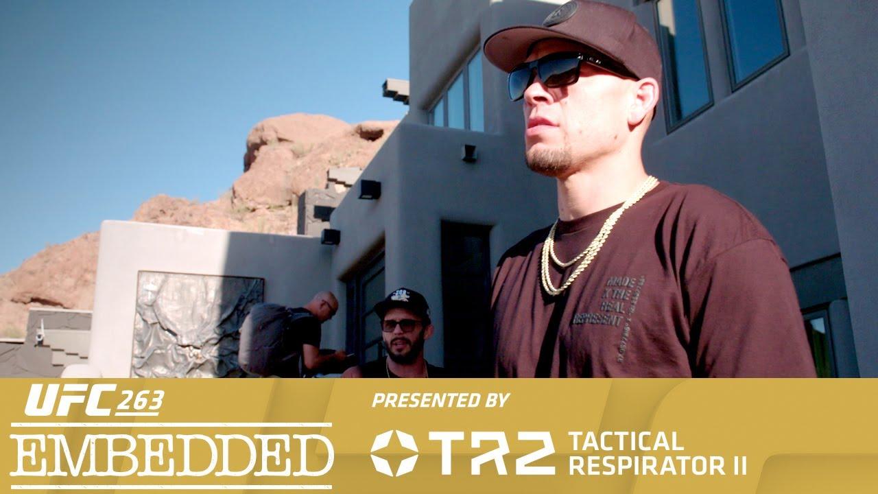 UFC 263 Embedded: Vlog Series - Episode 1