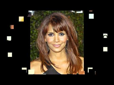 Halle Berry Hairstyles - Celebrity Hairstyles