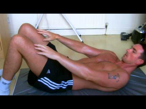 3 easy ways to do sit ups and improve ur core