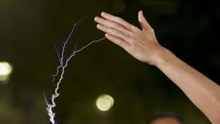 See How Tesla Coils Provide Wireless Power | Street Science