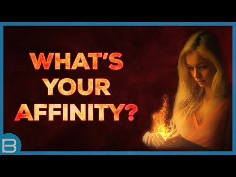 What Is Your Affinity?