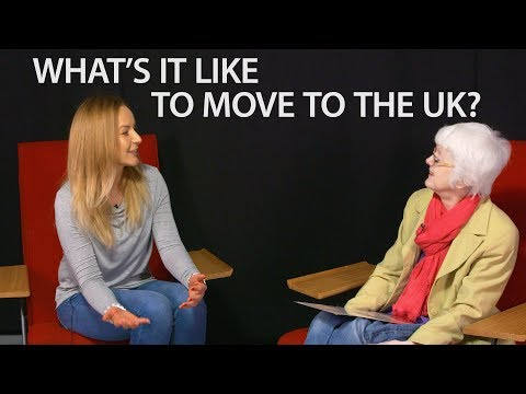 What's it like to move to the UK?