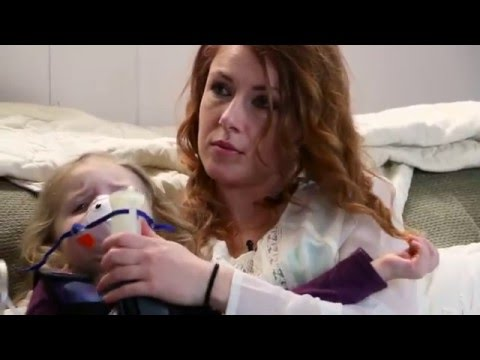 Living with Cystic Fibrosis - Shealie's story