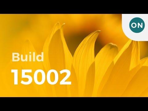 Windows 10 build 15002 for PC: Blue light filter & app folders on Start!
