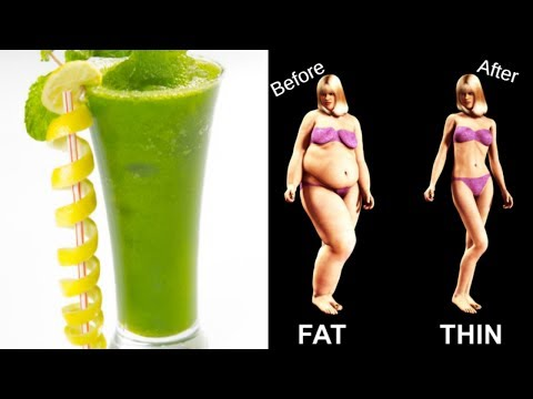 Fat Cutter Drinks for Rapid Weight Loss - 2 Extreme Weight Loss Drink Recipes