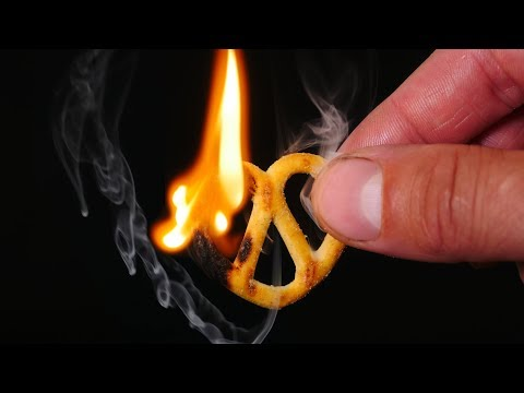 7 Different Ways to Start a Fire / BBQ - Life Hacks