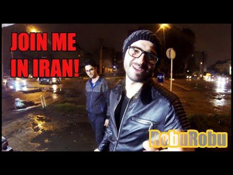 Iran vlog #1: Getting to Rasht in Iran