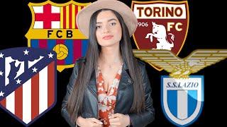 Барселона - Атлетико. Торино - Лацио. Прогноз экспресс Примера Серия А