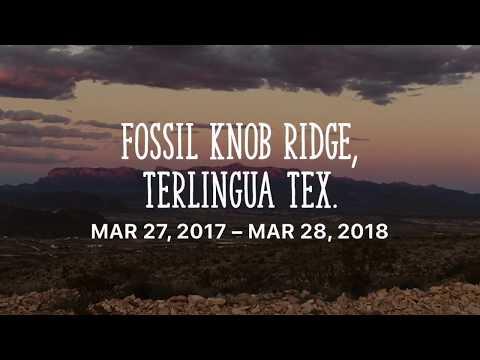 Fossil Knob Ridge Construction