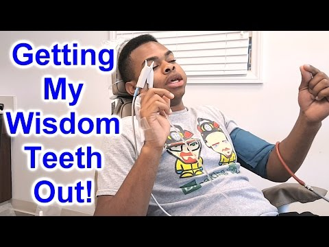 I Get Wisdom Teeth Removed Funny Reactions
