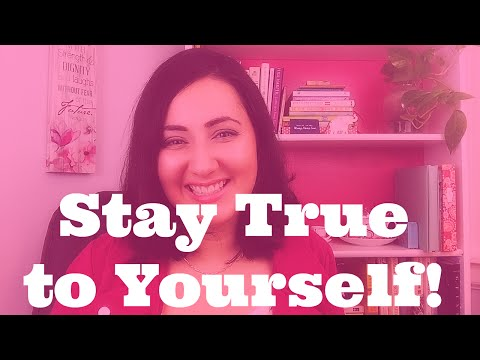 How to Stay True to You When You're In Love