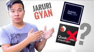 MediaTek Processor Gyaan 😳😳 - Helio G90 & G90T Better Than SD730 ??