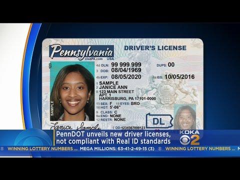 PennDOT Releases New Pennsylvania Driver Licenses