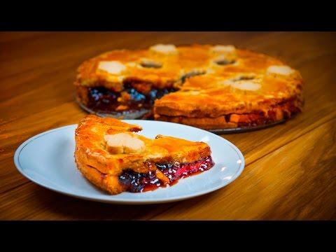 How to make Strawberry Jam Tart