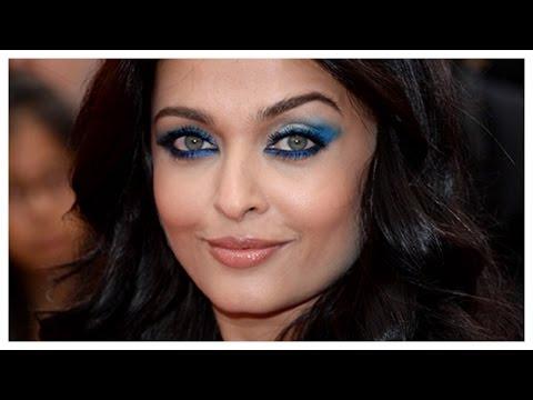 Aishwarya Rai Cannes Make Up