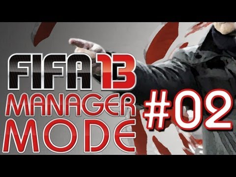 FIFA 13 Career Mode - Manager Mode - Episode 02 - Nervous