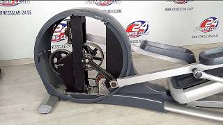 Crosstrainer maintenance. Fitness Club 24 Distribution & Service