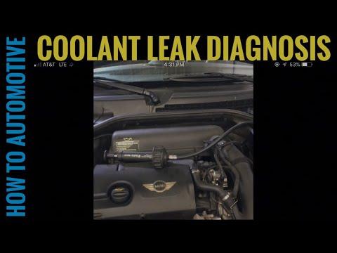 How to Diagnose a Coolant Leak on a 2011 Mini Cooper S