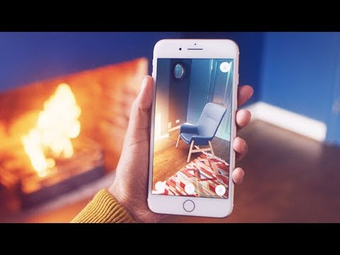 13 Best Augmented Reality Apps for iPhone X 2018