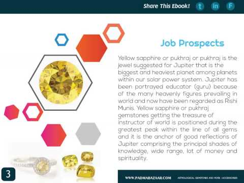 7 Reasons Why Astrologers Generally Recommend Yellow Sapphire