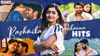 Best of Rashmika Mandanna | Rashmika Back to Back Video Songs Jukebox | Aditya Music