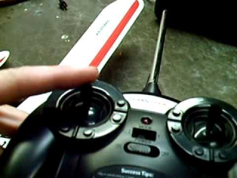 Mini Super Cub How to Use Flight & Trim Controls 3 Channel