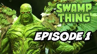 Swamp Thing Episode 1 Review NO SPOILERS - Titans Justice League Universe