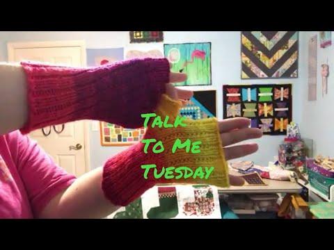 TTMT #35 Christmas Crafting