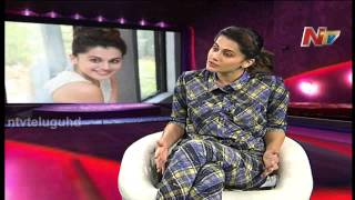 Chit Chat with Weekend Guest Taapsee Pannu - Part 1 | NTV Weekend Special