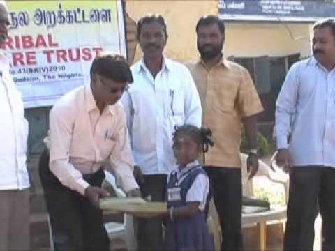 Alice´s Projekt: Tribal children admitted to school