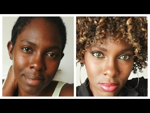 FULL SEW IN WEAVE EASY CLOSURE CURLY HAIR | FLAIRELLE