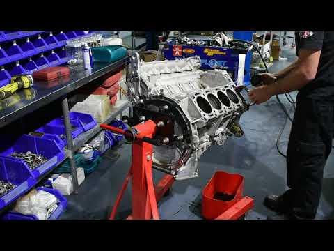 MB C63 2012 Engine rebuild (part 2)