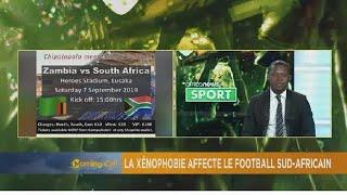 La xénophobie affecte le football sud-africain