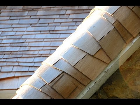 Cedar Shingle Roof - Why Choose CRS Roofing Artisans
