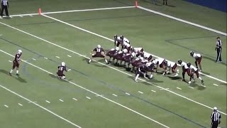 Midland Lee Extra Point Goes Viral