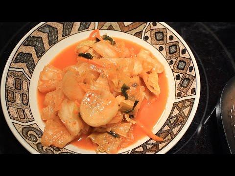 Michelle Knox's Crazy Asian Kraut ~ Fermentation ~ Easy ~ Super Delicious
