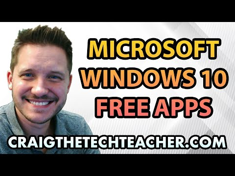 How To Install Free Microsoft Apps On Windows 10