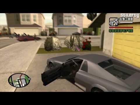 GTA San Andreas - Import/Export Vehicle #13 - Cheetah