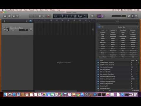 How To Get More Bars On Garageband For Mac 2017 Working