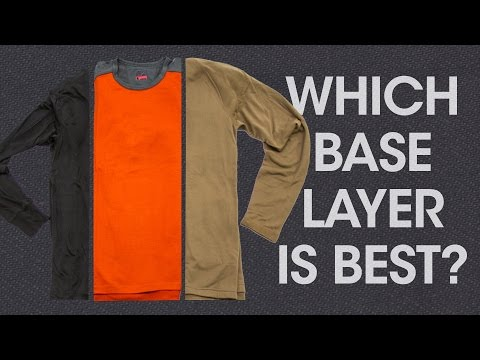 How To Choose A Base Layer