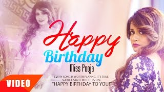 Wishing Miss Pooja Happy Birthday From Speed Records