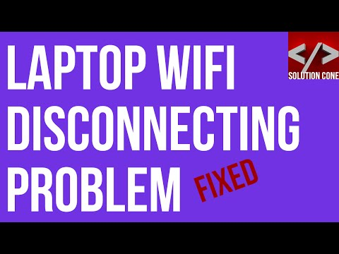 How To Fix frequently Disconnecting Internet 'WIFI' Connection in Windows 7