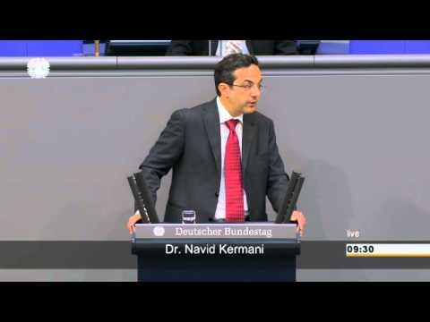 """Dr. Navid Kermani - Rede zur Feierstunde """"65 Jahre Grundgesetz"""