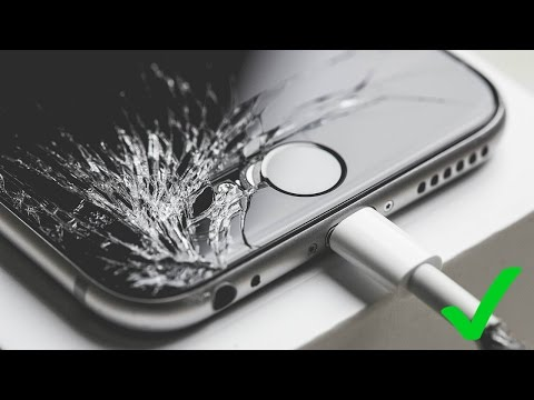 How To Fix Any Cracked/Broken Phone Screen
