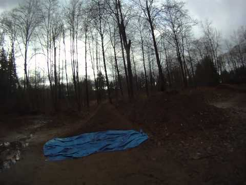 port kells park and dirt jumps walkthrough February 20 2011